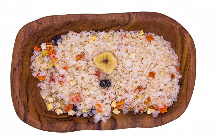 Obst-Risotto-Mischung