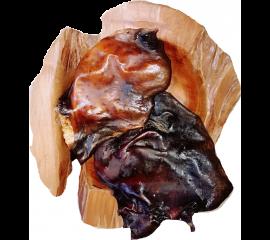 Kopfhaut-Platten vom Pferd getrocknet 350g