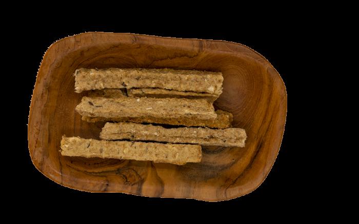 Dorschfleisch Sticks getrocknet 80g