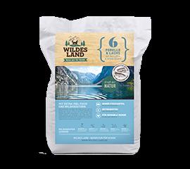Wildes Land -Kaninchen & Kartoffel 12kg