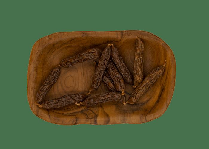 Mini-Würstchen vom Pferd getrocknet 10 Stück