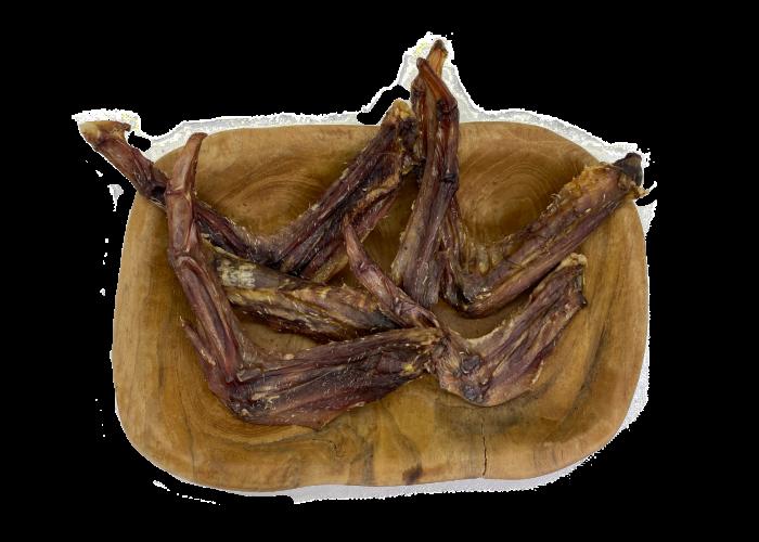 Entenflügel getrocknet - 5 Stück