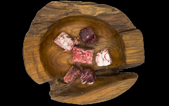 Rindfleisch-Rinderherz gewürfelt 1000g