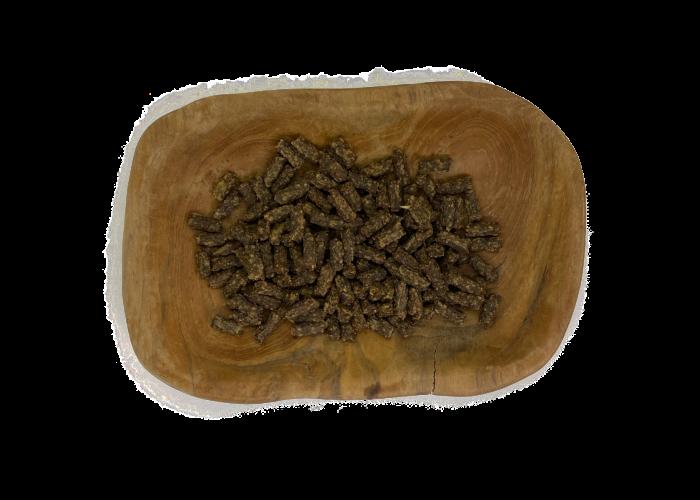 Trainingssnack Superfood Rind & Himbeere 100g