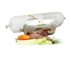 Ritzenberger - Kaninchen mit Gemüse für Katzen 200g