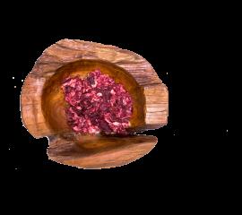 Rinderkehlköpfe / Rinderherz grob gehackt 1000g