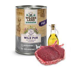 Wildes Land - Wild PUR gegart