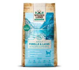 Wildes Land - Forelle und Lachs 12kg